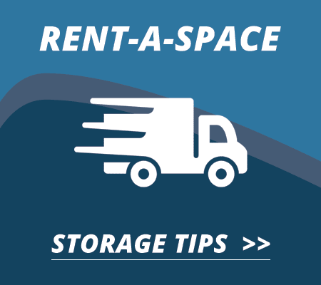 Storage tips offered by Rent-A-Space