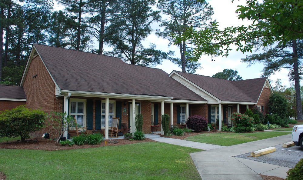 Apartment homes at The Florence Presbyterian Community