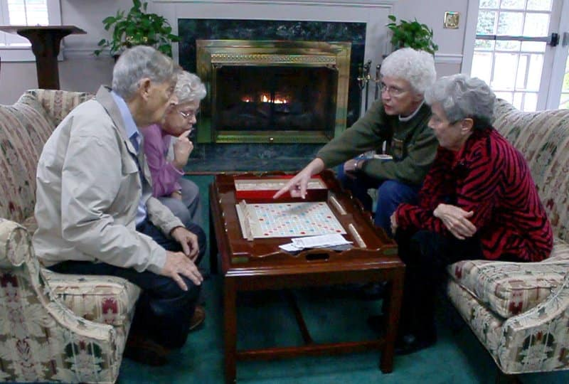 Residents' life at The Florence Presbyterian Community