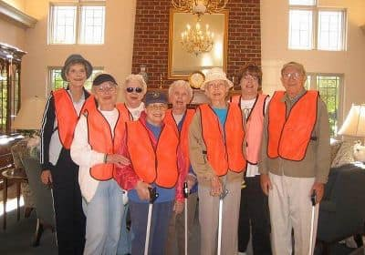 The Foothills Presbyterian Community Offers Independent Activities