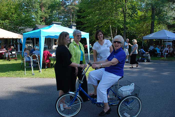 Be adventurous and fun at The Village at Summerville