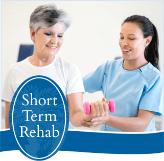 Short-term rehabilitation at The Foothills Presbyterian Community