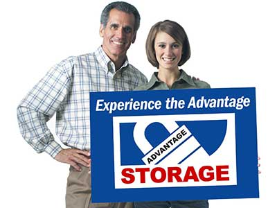 Advantage Self Storage Property Management is self storage experts.