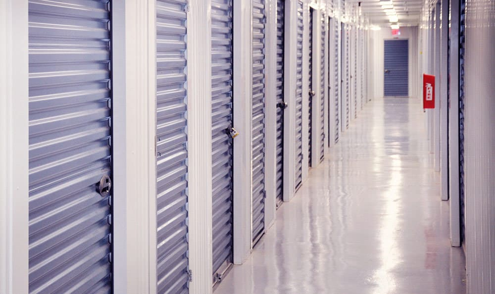 All units located on ground level at Advantage Storage - Allen in Allen, TX