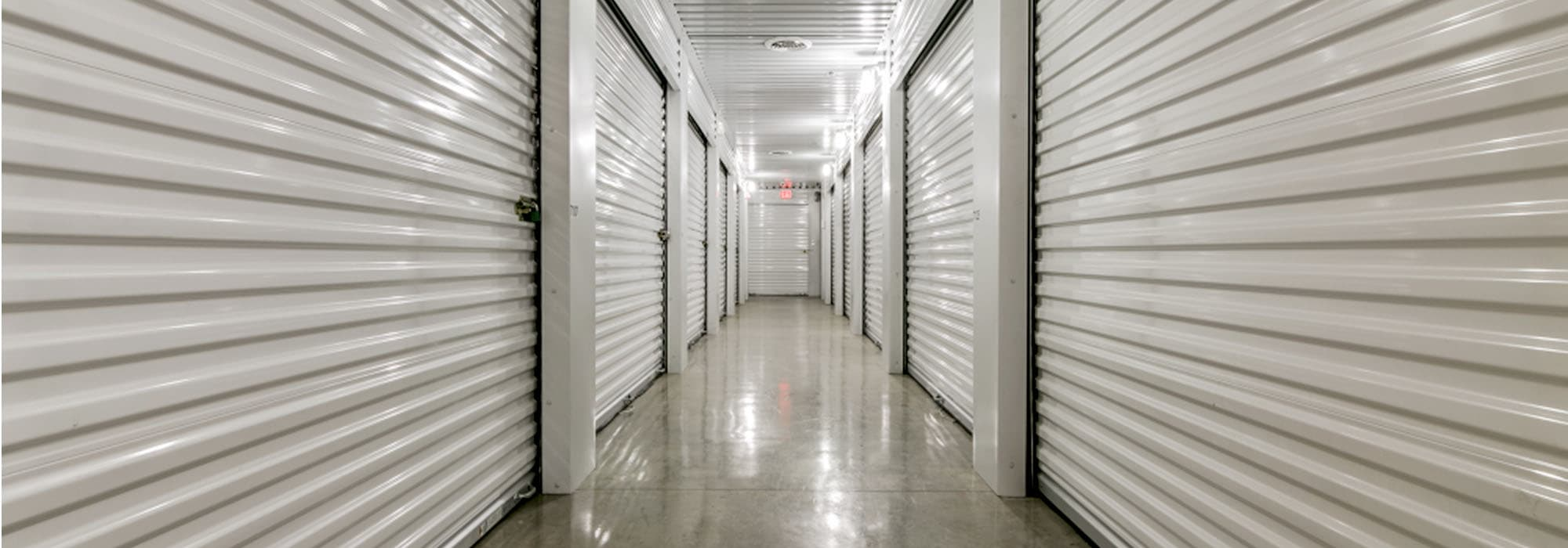 Self storage in McKinney