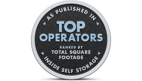 Advantage Self Storage Property Management is a Top Operator