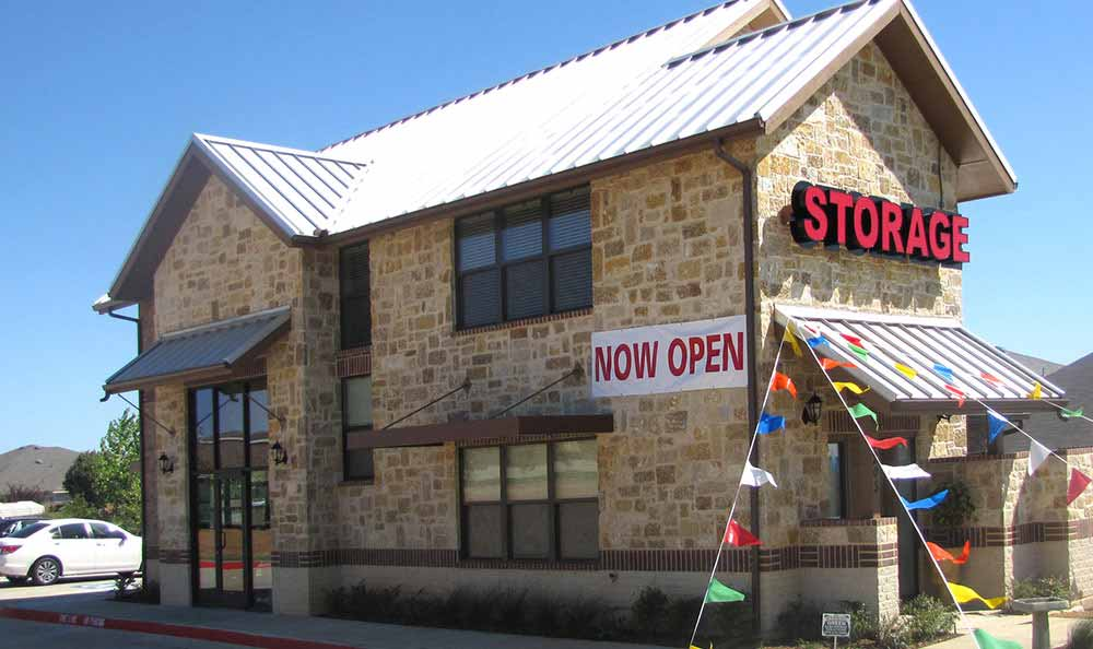 Conveniently located at the intersection of McDermott Dr. and Alma Rd. in Denton.