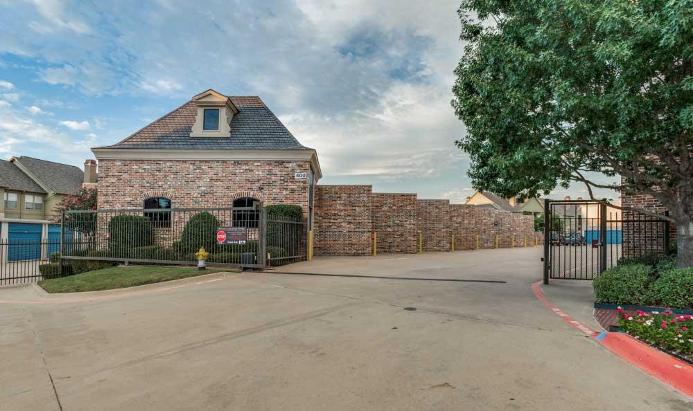 Office at Advantage Storage - Frisco / Stonebriar in Frisco, TX.