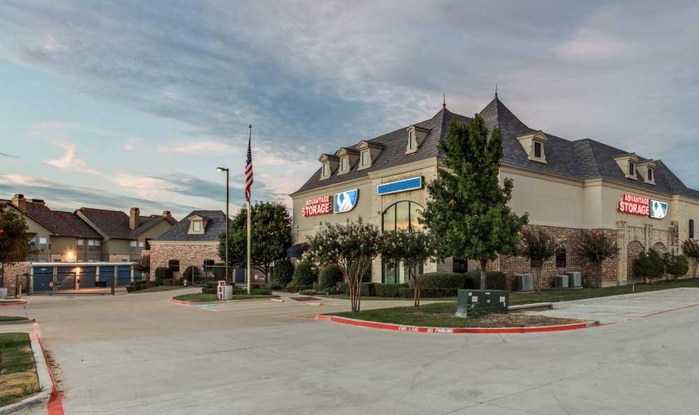 Welcome to Advantage Storage - Frisco / Stonebriar in Frisco, TX