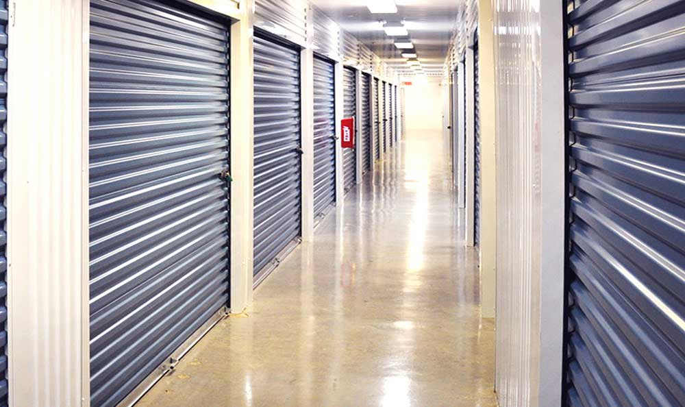 All units located on ground level at Advantage Storage - Irving / Las Colinas in Irving, TX