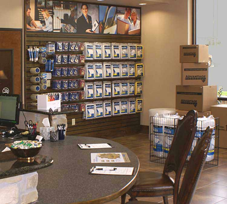 Great features you're looking for at Advantage Storage - McKinney North.