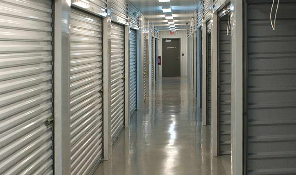 All units located on ground level at Advantage Storage - McKinney North.