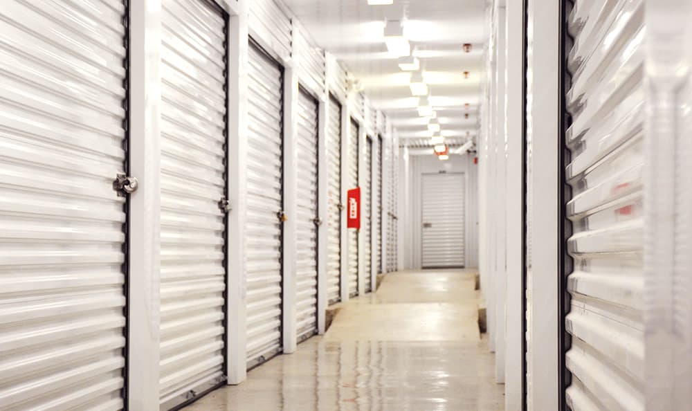 All units located on ground level at Advantage Storage - Rowlett in Rowlett, TX