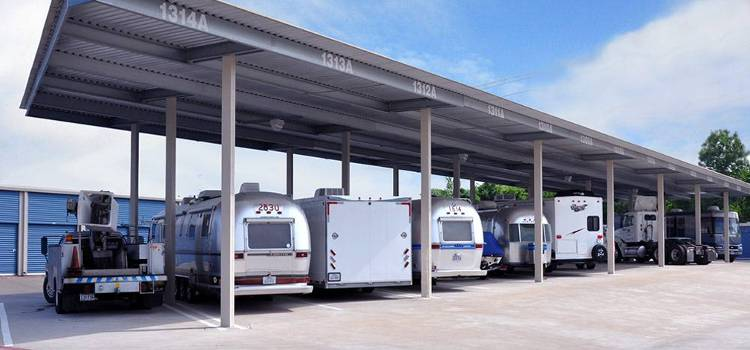 Boat & RV storage in Sachse