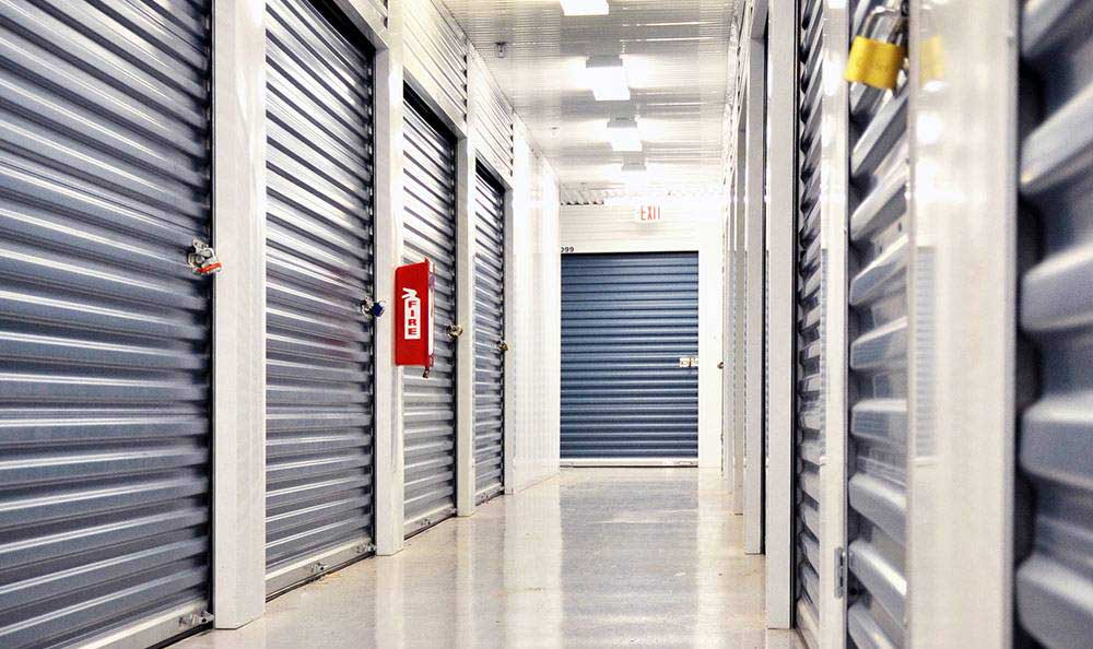 All units located on ground level at Advantage Storage - McKinney East in McKinney, TX
