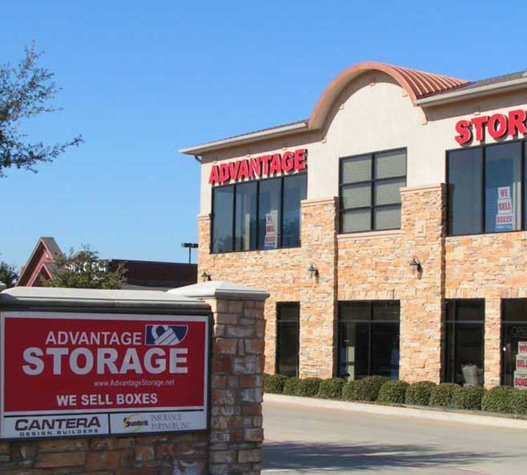 Great features you're looking for at Advantage Storage - Highland Village.