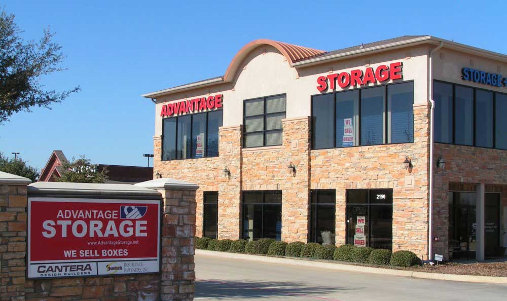 Welcome to Advantage Storage - Highland Village