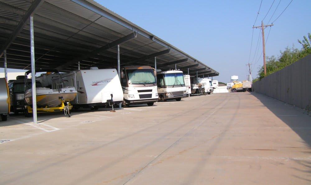 Self Storage Units Near Lewisville In Highland Village Tx