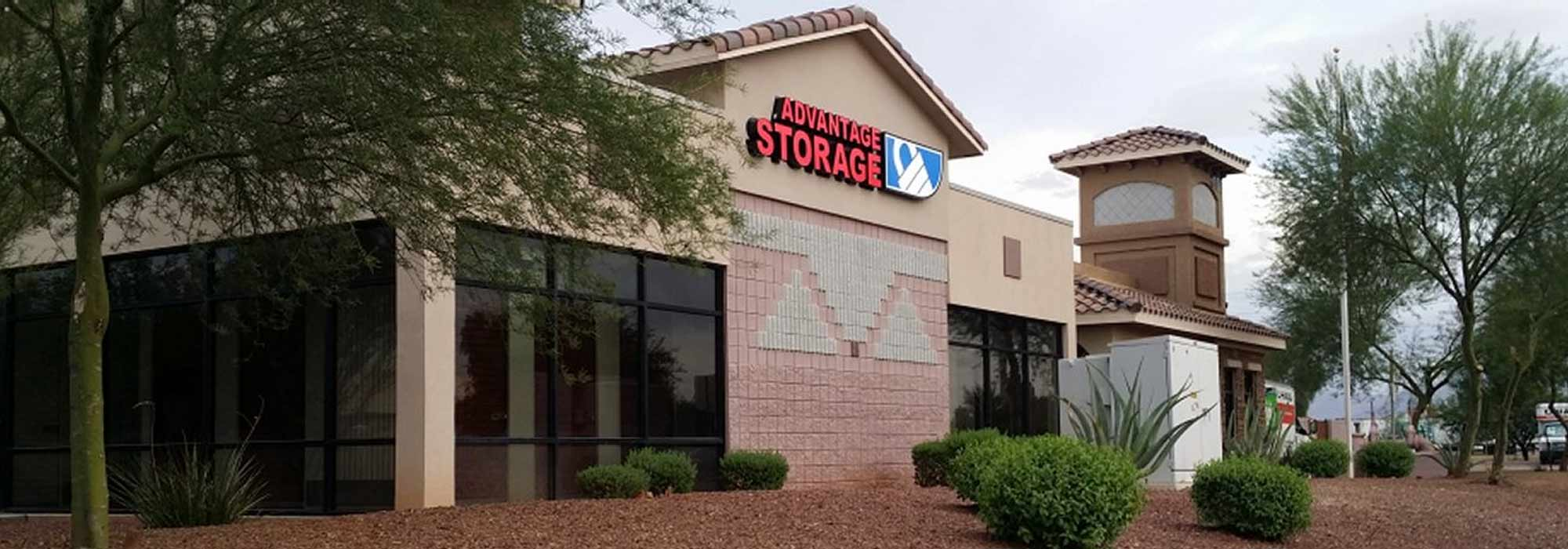 Self storage in Avondale AZ