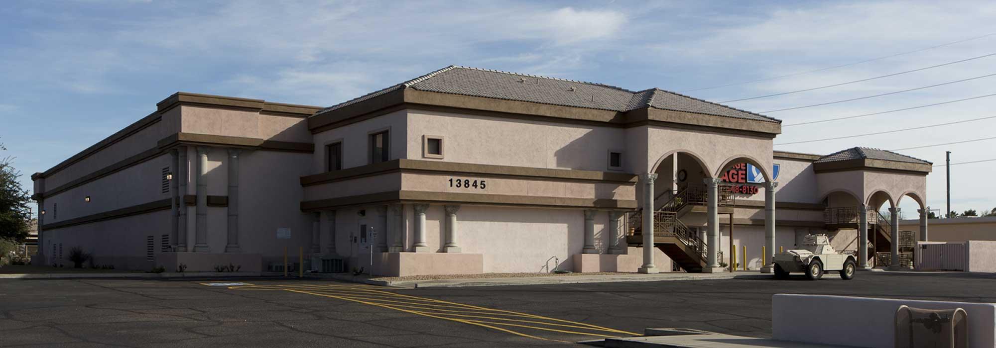 Self storage in Phoenix AZ