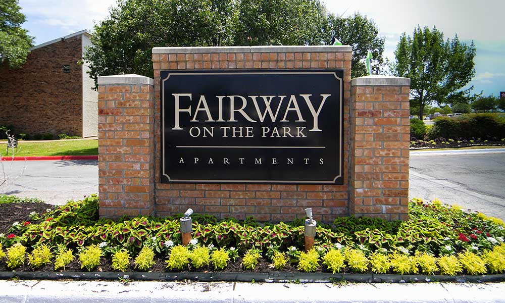 Fairway on the Park is an excellent place to live at in Texas