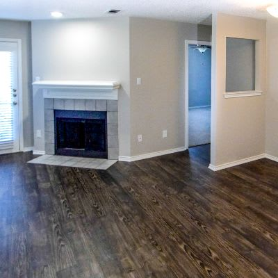 Comfortable living at Eagle's Point Apartments