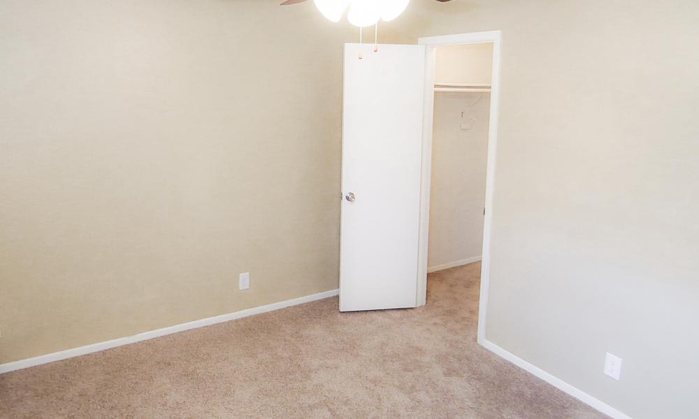 Empty Room at Savoy Apartments in Fort Worth