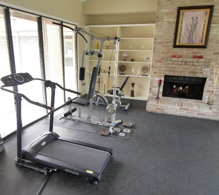 Our apartments in Houston, TX offer a fitness center