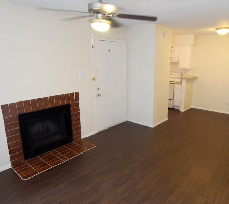 Sedona Square Apartments in Houston, TX offers apartments with hardwood floors