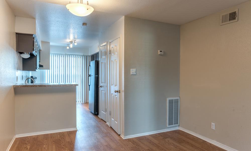 Apartments Interior at The Bridge at Shady Hill in Baytown, TX