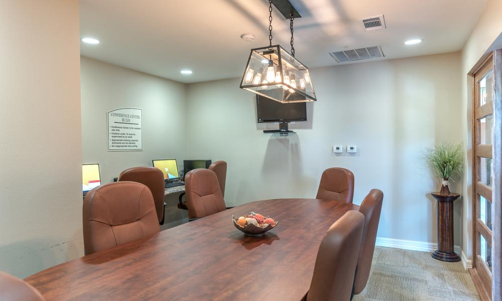 Conference Room at The Bridge at Shady Hill in Baytown, TX