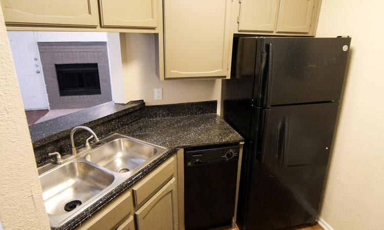 Mission Hill offers stainless-steel appliances in Fort Worth, TX