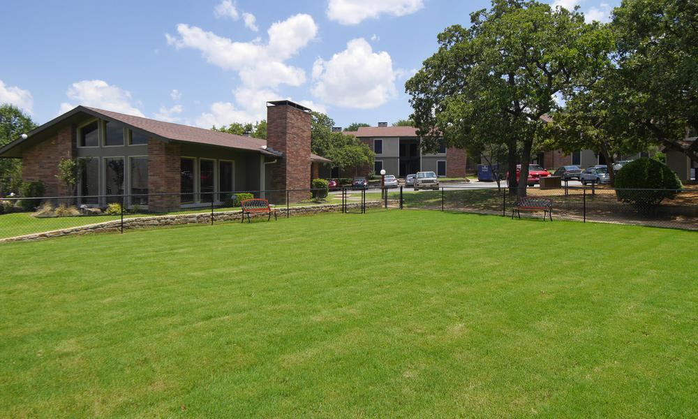Exterior Park at Madison Park in Fort Worth