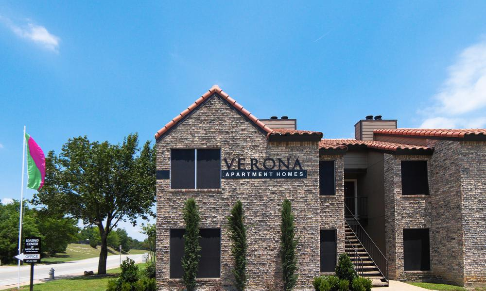 Verona Apartments offers a clubhouse in Fort Worth, TX