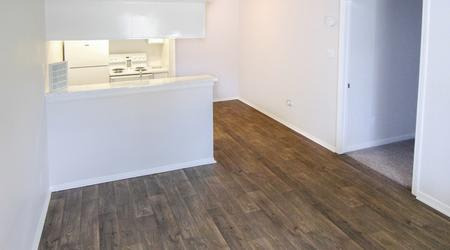 The Park at Clear Lake offers hardwood floors in Houston, TX