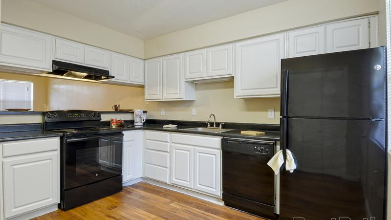 Kitchen Room at Renaissance Park Apartments in College Station
