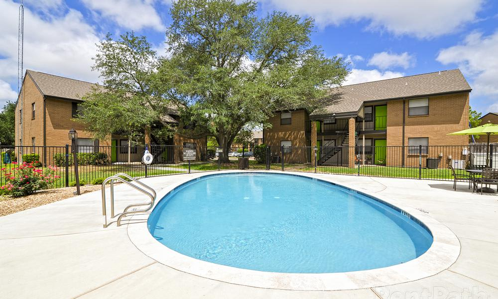 Our apartments in College Station, TX offer a swimming pool