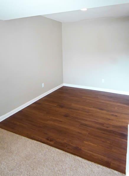 Apartments at Newport at Clear Lake include hard wood floors