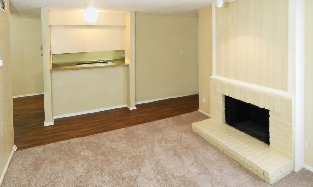 Apartment Interior at Wyndham Pointe in Fort Worth, TX