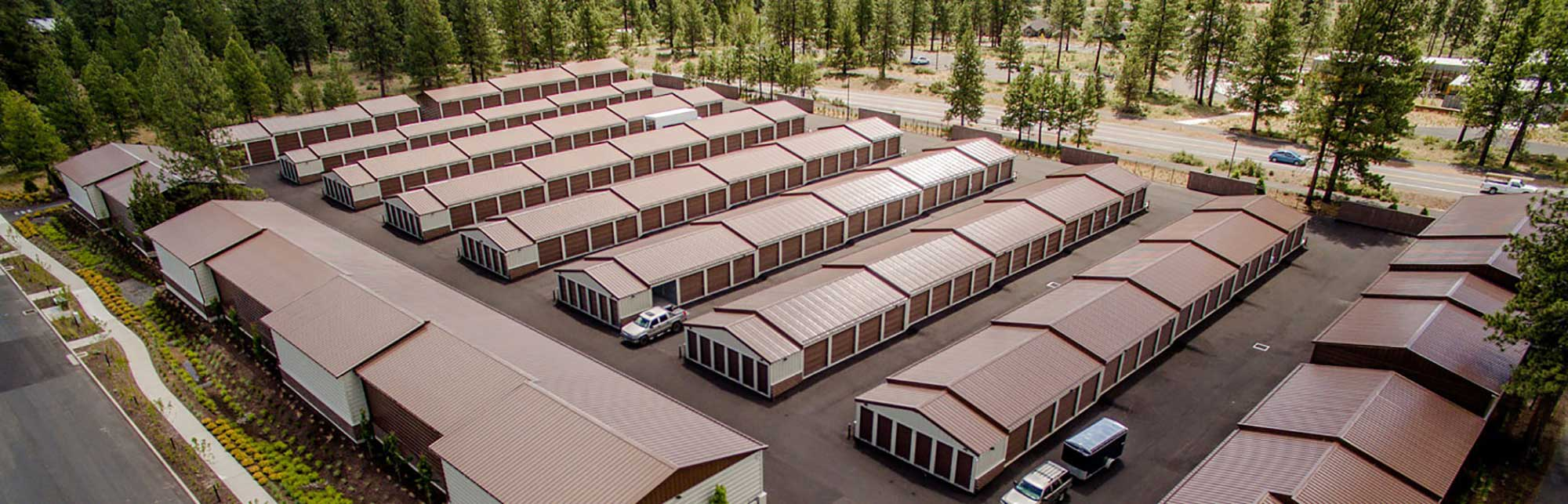 Self storage in Bend OR