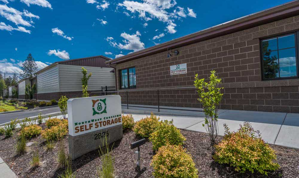 Welcome to Northwest Crossing Self Storage in Bend, OR