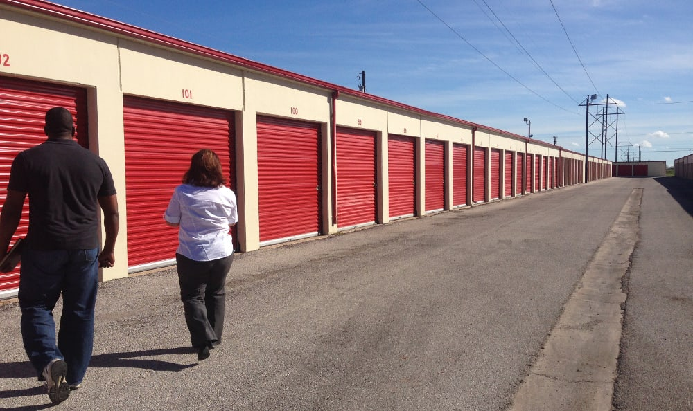 You will not regret your decision to store with Action Self Storage