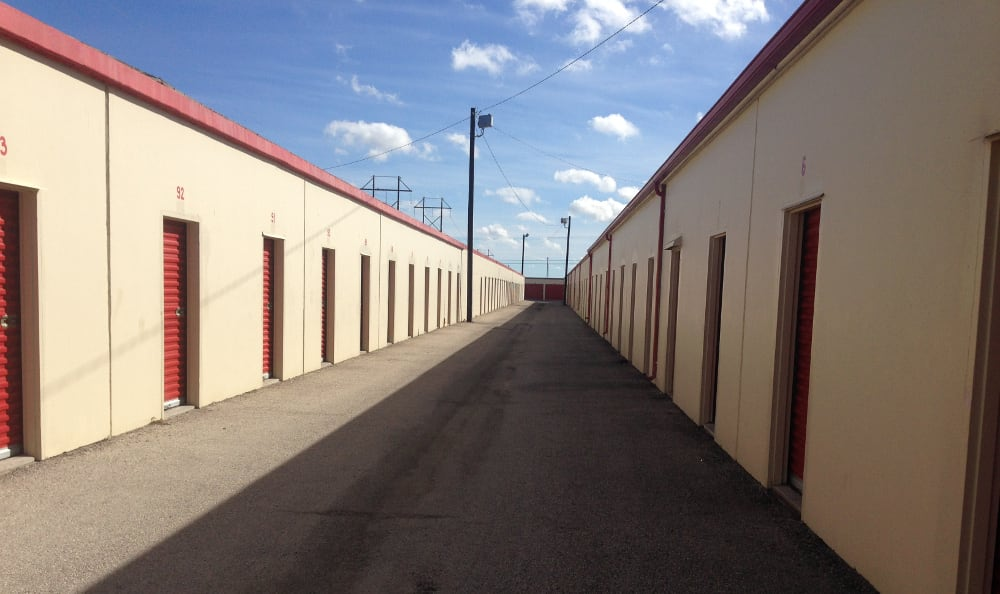 When you store with Action Self Storage, you will know your belongings are safe and protected