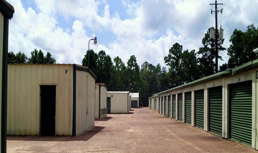 Stop by Mr. P's Storage Facility to see how we can take care of you