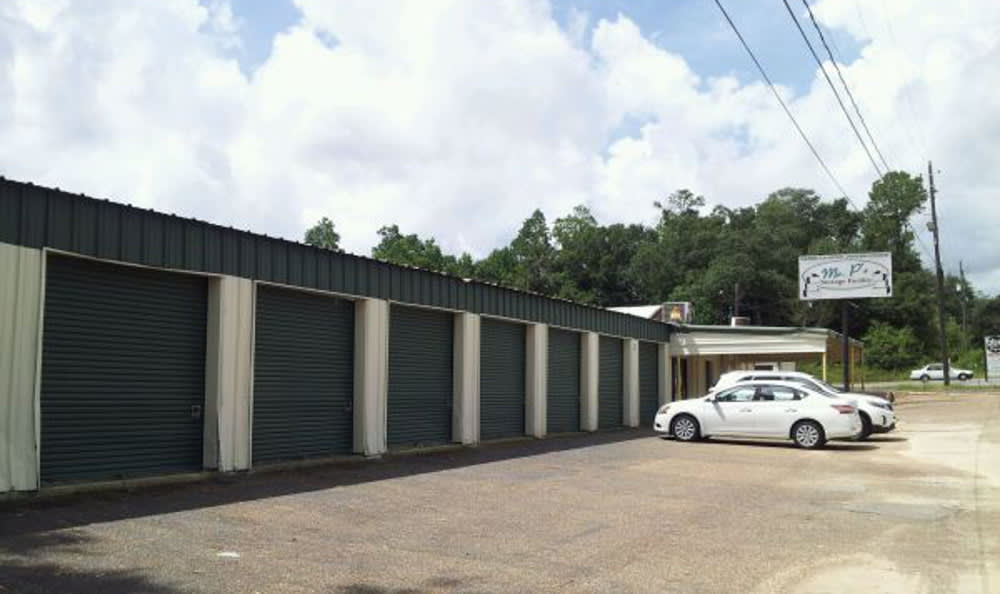 You will find everything you need at Mr. P's Storage Facility
