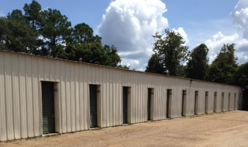 Mr. P's Storage Facility will help you solve all of you storage problems