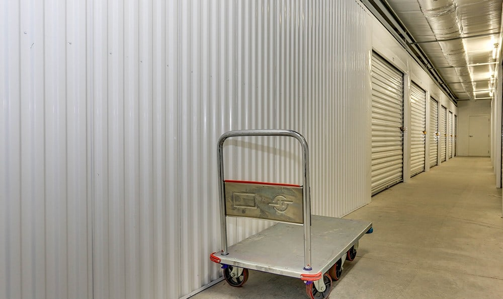 Carts At Self Storage In Portsmouth Virginia
