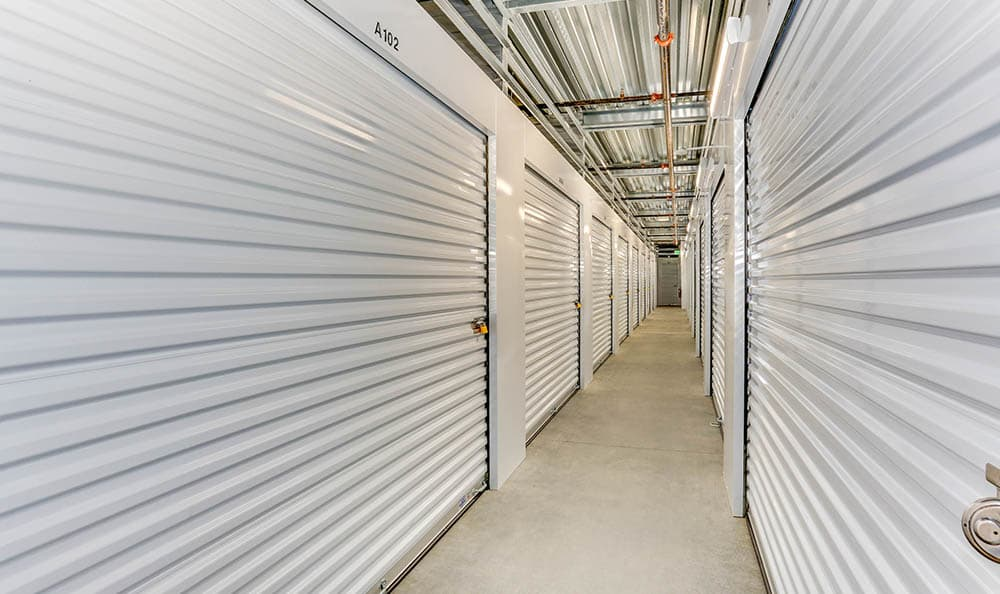 Climate Controlled Storage At Self Storage In Newport News Virginia