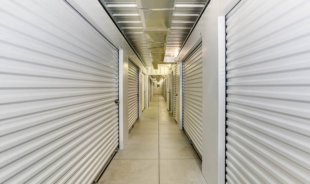 Interior Units At Self Storage In Kitty Hawk North Carolina