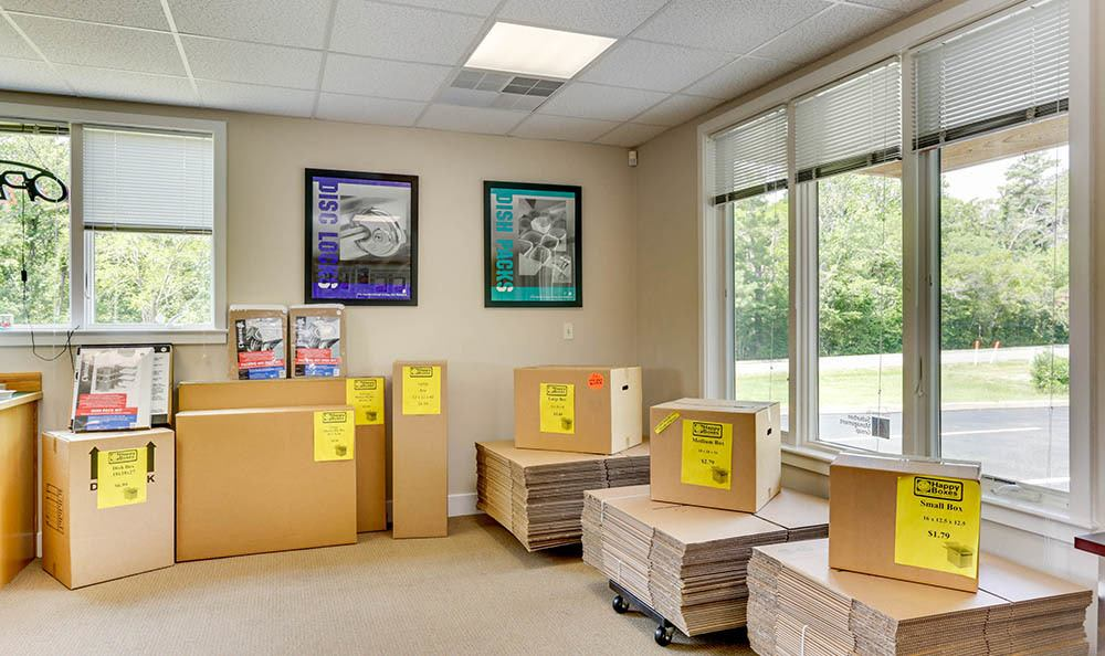 Moving Supplies At Self Storage In Kitty Hawk North Carolina